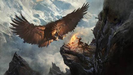 Secret Pass - Eagle Nest