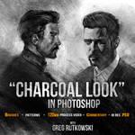 Charcoal look - tutorial