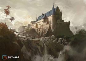 Castle tutorial by 88grzes
