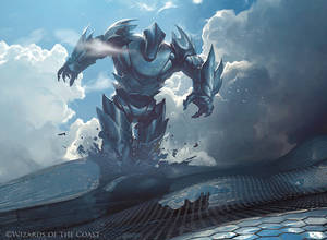 Sundering Titan - Magic the Gathering