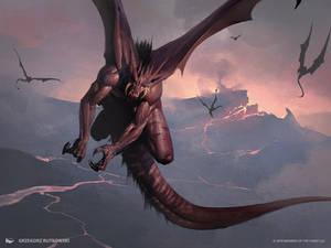 Darigaaz Reincarnated - Magic the Gathering