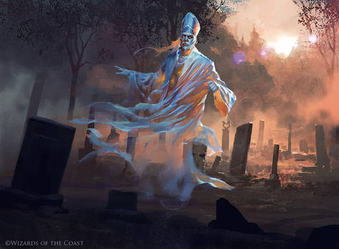 Remorseful Cleric - Magic the Gathering
