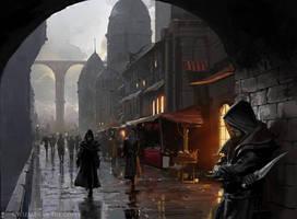 Enhanced Surveillance - Magic the Gathering by 88grzes