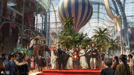 ANNO 1800 - World Expo by 88grzes