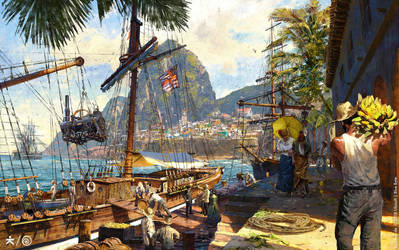 ANNO 1800 - Plantation