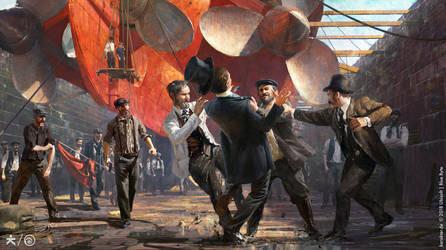 ANNO 1800 - Revolution