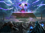 Storm on the Citadel - Magic the Gathering