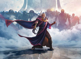 Urza, Lord High Artificer - Magic the Gathering