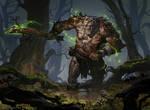Barkhide Troll - Magic the Gathering