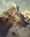 Mountain - Magic the Gathering