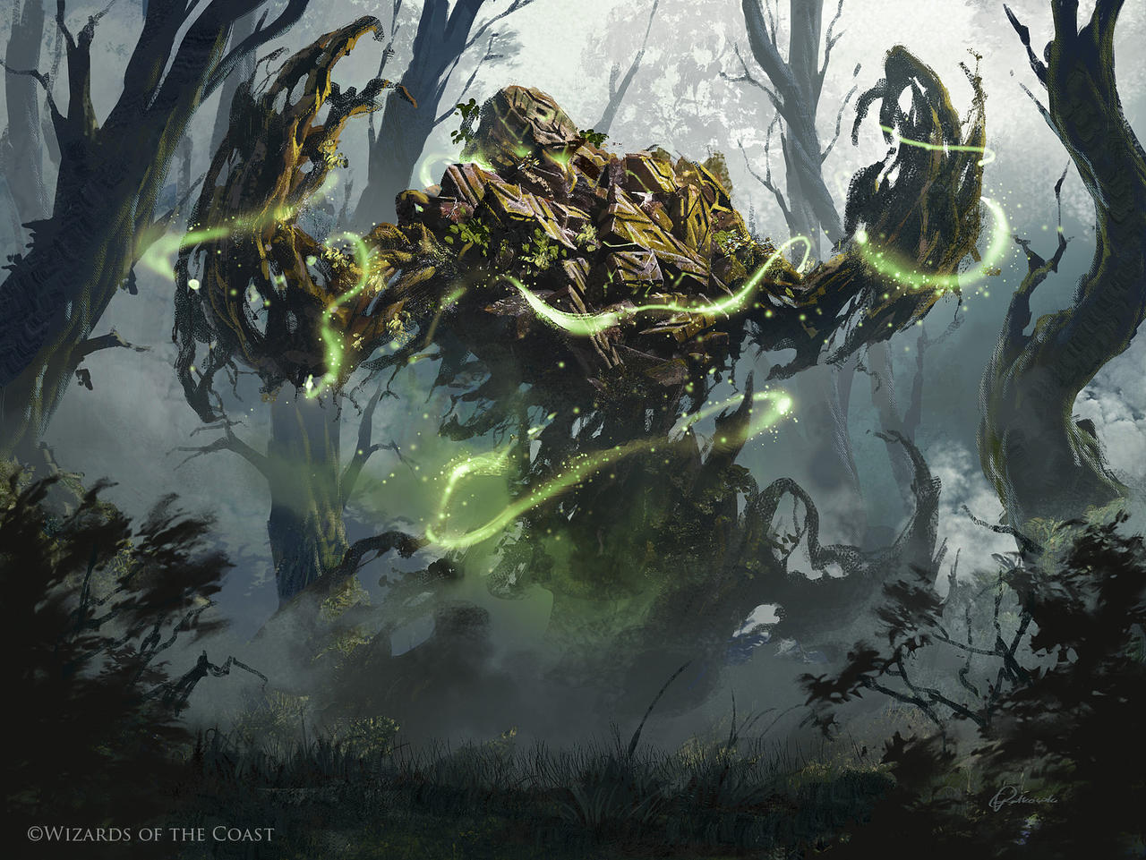 Ancient Greenwarden - Magic the Gathering
