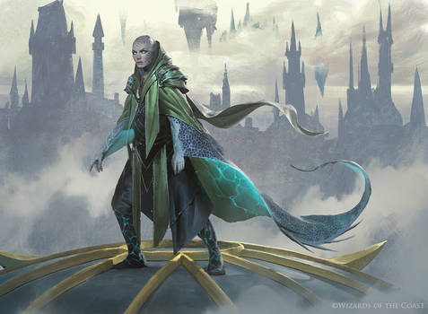 Skatewing Spy - Magic the Gathering