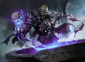 Tormod, the Desecrator - Magic the Gathering