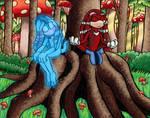 Mushroom meditation - Trade picture