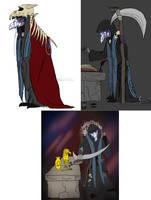 SkekDemus - The Crypt Overseer by queenmoreta
