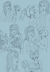 p2 Henny spends the day with.. by queenmoreta