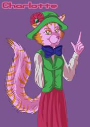 Kitty Club anthro - Charlotte