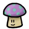 Happy Mushroom by Lilytiel