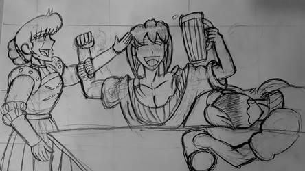 Drinking Game Winner