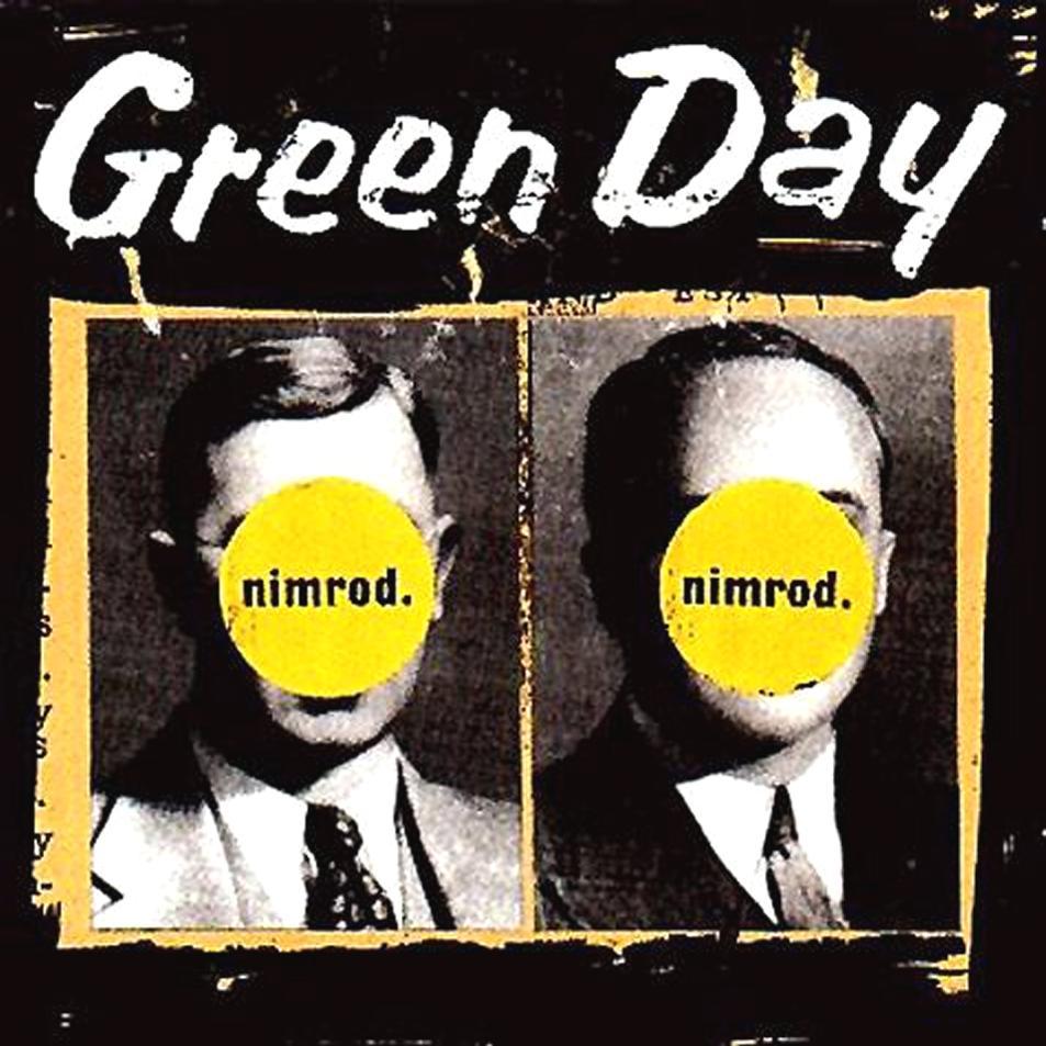||Green Day||Nimrod||Album|| by YunieIsAPenguin on DeviantArt