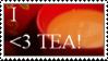 I love Tea by KTstamps