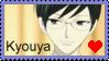 Kyouya Stamp by KTstamps