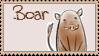 FB Zodiac: Boar by KTstamps