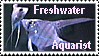 Freshwater Aquarist Stamp 01 by KTstamps