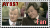 Are You Being Served? Stamp by KTstamps