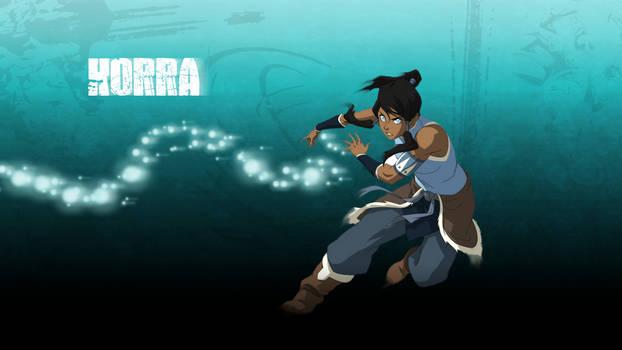 Running Korra