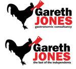 Gareth Jones logo by mapgie