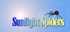 Banner for Sunlight Spiders