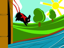 Bunny Jump by mapgie