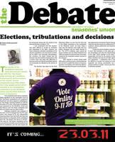 Debate Newspaper 1 by mapgie