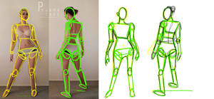 Character Design: BUILDING THE FIGURE by mapgie