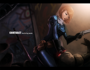 Contract entry