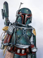 Our friend Boba by clc1997