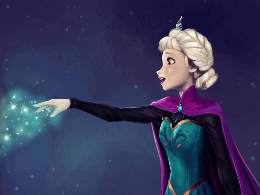 Elsa by clc1997