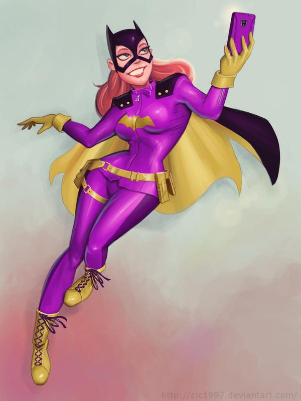 New Batgirl 2 by clc1997
