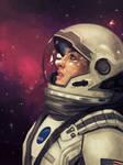 Interstellar: Anne Hathaway as Amelia Brand