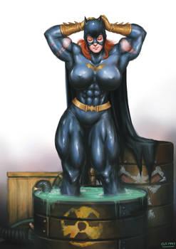 Batgirl on Venom