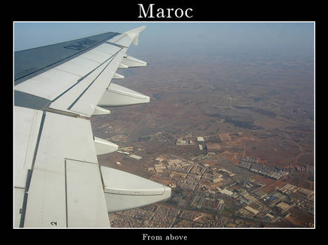 Maroc - From above
