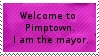 Pimptown Stamp by pre4edgc