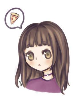 You said pizza?