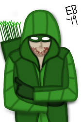 His name is Oliver Queen by Leck-Zilla