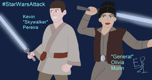 Attack of the Show: Star Wars edition! by Leck-Zilla