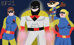 Space Ghost: Defenders of the Ghost Planet