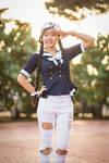 Sailor girl by Howleng