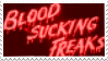 blood sucking freaks | stamp by SHOUTDANNY