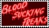 blood sucking freaks | stamp by RABBFERR